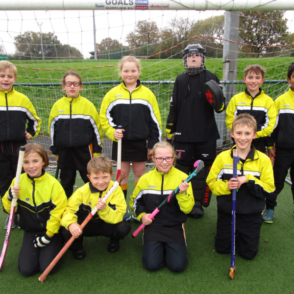 School Hockey Team