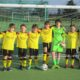 U10 footballers narrowly miss out