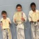 Karate Grading Success